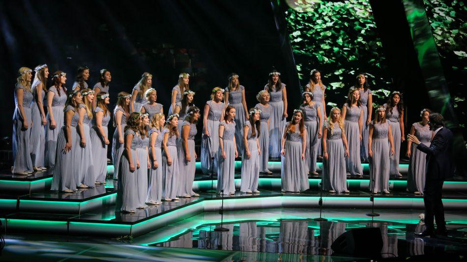 Carmen manet - Evrovizijski zbor leta 2017!   SIGIC