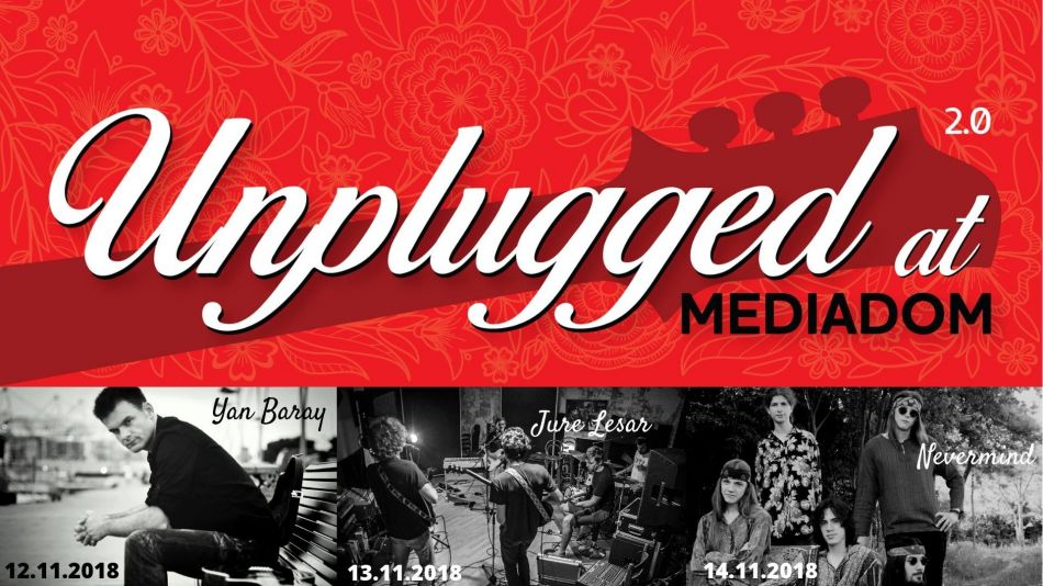 Unplugged at Mediadom 2.0