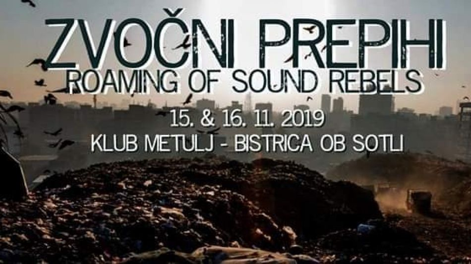 Zvočni Prepihi - Roaming Of Sound Rebels 2019