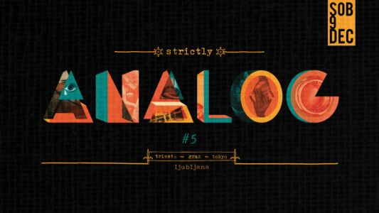 Strictly Analog # 5