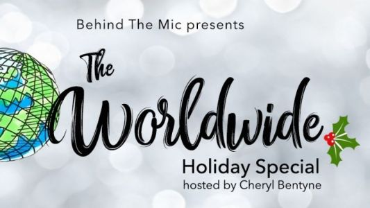 Vox Arsana perform at The Worldwide Holiday Special