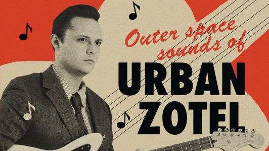 Urban Zotel: Outer Space Sounds Of Urban Zotel