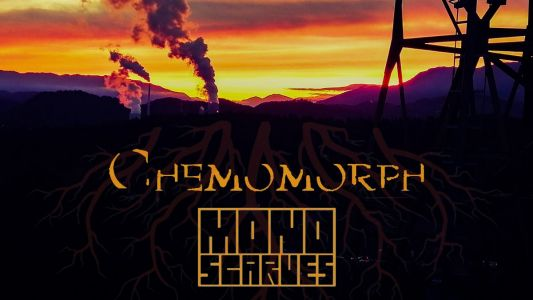 Mono Scarves / Chemomorph: Split (Terraformer Research Fascilities, 2021)