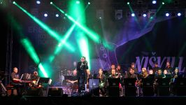Jazz Punt Big Band na festivalu Nišville 2016