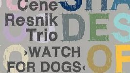 Cene Resnik Watch For Dogs Trio: Shades Of Colours