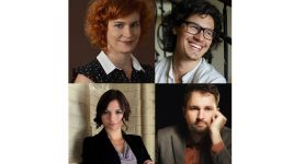 Slovene composers on the international stage
