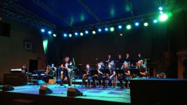 Big Band Krško na Marezijazzu.