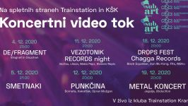 Koncertni video tok vol.2