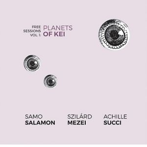 Free Sessions Vol. 1: Planets Of Kei